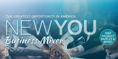 NewYou Business Mixer tickets