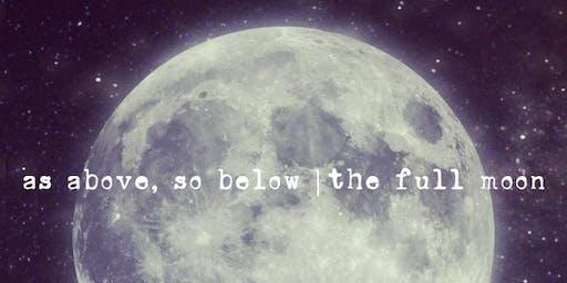 Womxn's Moon Circle July