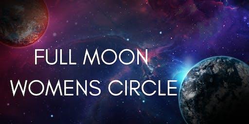 Full Moon Sacred Women's Circle