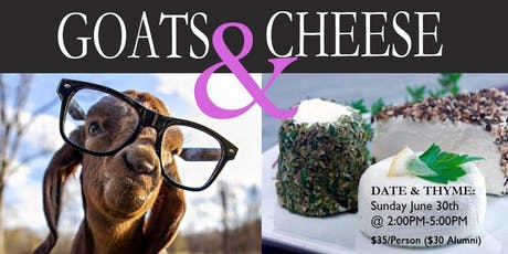 Goats and Cheese Workshop tickets