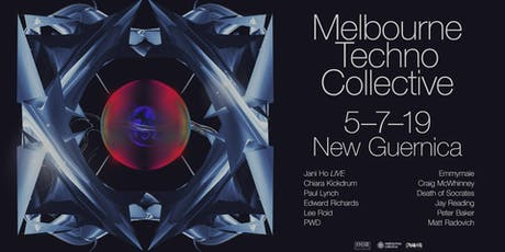 Melbourne TECHNO Collective July 2019 tickets
