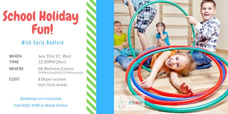 School Holiday Fitness Fun tickets