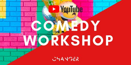 YouTube Comedy Workshop Melbourne  tickets