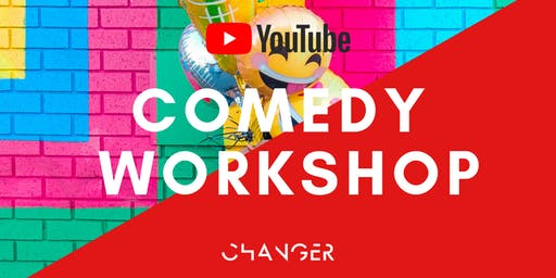 YouTube Comedy Workshop Melbourne