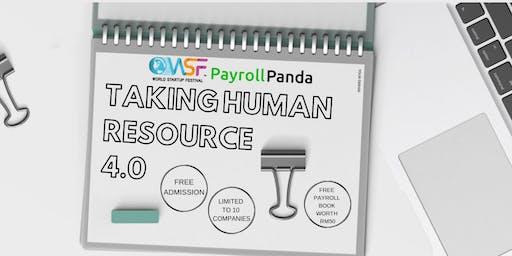 Taking Human Resource 4.0