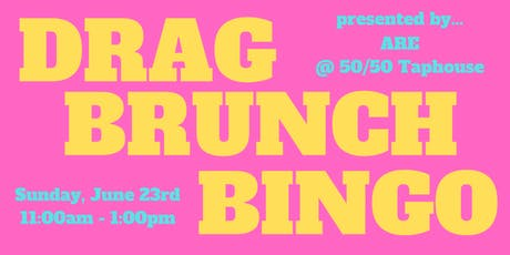 Drag Bingo Brunch tickets