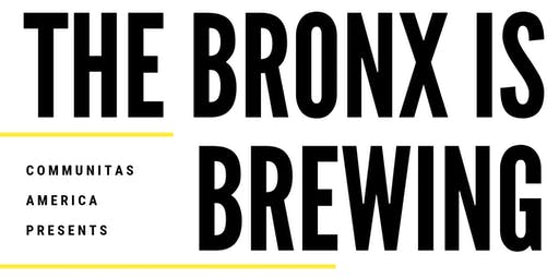 The Bronx Is Brewing: Entrepreneur Networking Happy Hour