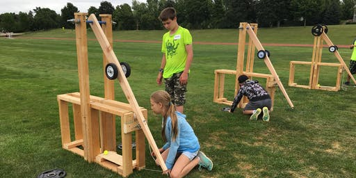 Catapult Camp (Thurs July 25)