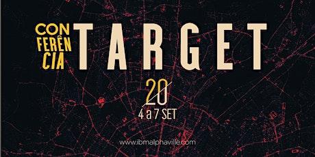 TARGET 2020 ingressos