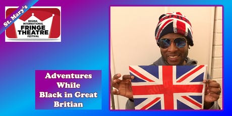 Adventures While Black in Great Britain tickets