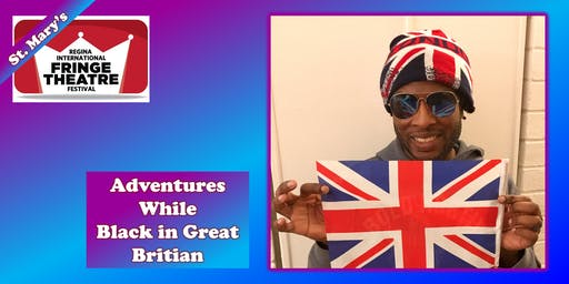 Adventures While Black in Great Britain