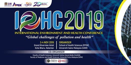 International Environment and Health Conference 2019