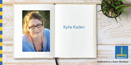 Meet Kylie Kaden - Mitchelton Library tickets
