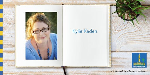 Meet Kylie Kaden - Mitchelton Library