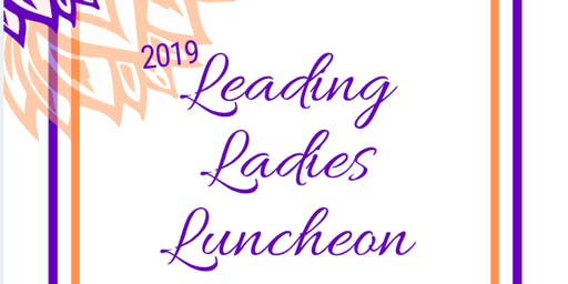 2019 8th GRADE LEADING LADIES LUNCHEON