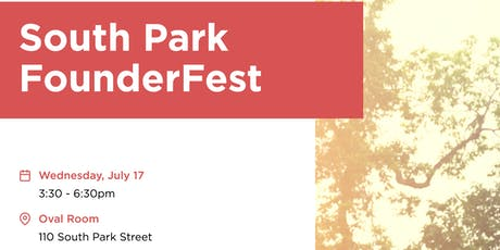 South Park FounderFest tickets
