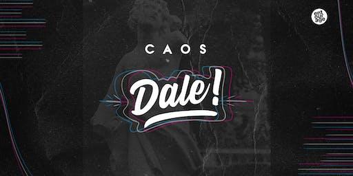 Dale! no Caos apresenta Volkoder, DJ Glen e RDT