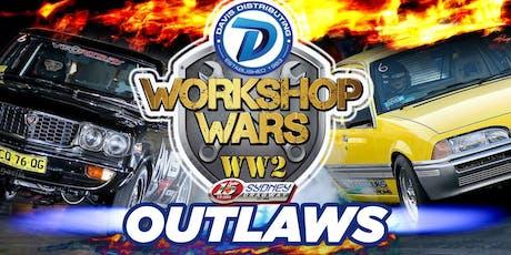 Workshop Wars Outlaws Registration  tickets