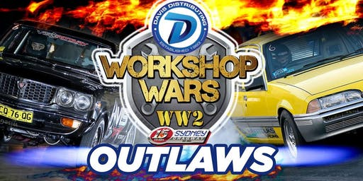 Workshop Wars Outlaws Registration