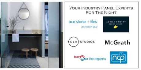 Let's Talk Bathrooms! with NCP, ace stone + tiles and ARDH tickets