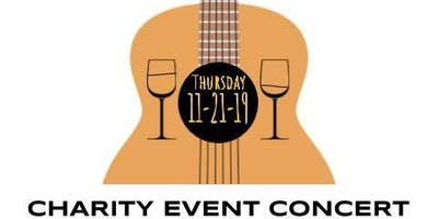 Charity concert event/ Project of Easton