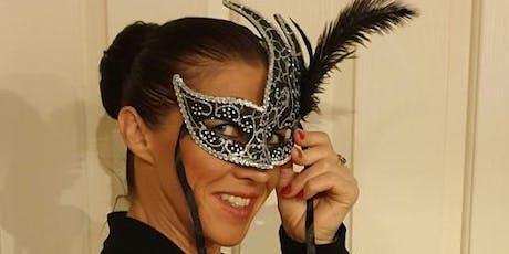 Women's Health Week Ovarian Cancer Fundraising Calendar Launch Masquerade Party tickets