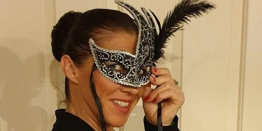 Women's Health Week Ovarian Cancer Fundraising Calendar Launch Masquerade Party