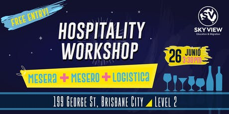 Skyview Hospitality Workshop tickets