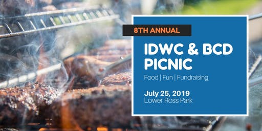 8th Annual IDWC and BCD Picnic Fundraiser