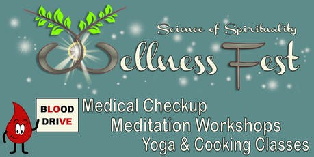Wellness Fest 2019 tickets
