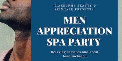 Men Appreciation Spa Party