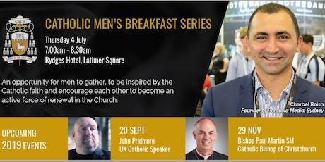Catholic Men's Breakfast Series  tickets