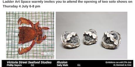Opening Invitation tickets