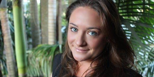 Author Talk: Madelaine Dickie