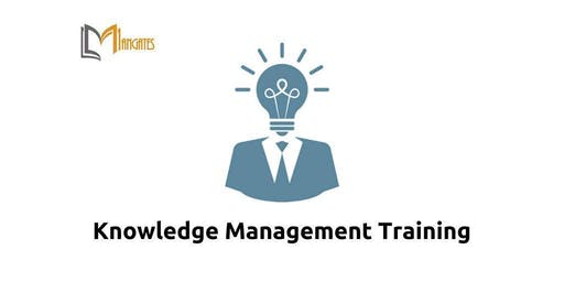 Knowledge Management 1 Day Training in Montreal