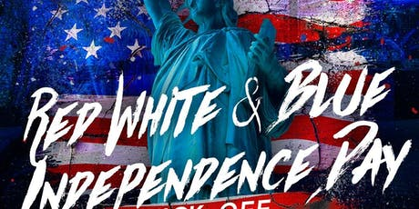 Red White and Blue Independence Day Kick Off Party at The DL Rooftop 7/3 tickets