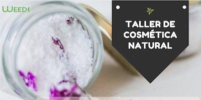 Taller Cosmética Natural