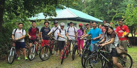 "Pedal Ubin 2019 @ Pesta Ubin – explore Pulau Ubin and ""The Ubin Way"" with NUS Toddycats! tickets"