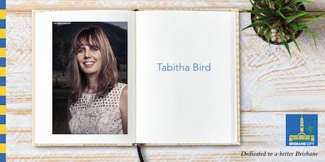 Meet Tabitha Bird - Brisbane Square Library tickets