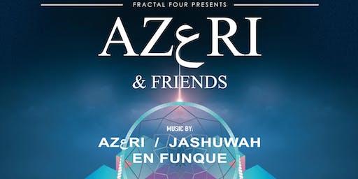 Fractal Four presents: Azeri & Friends