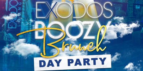 Boozy Brunch Day Party tickets