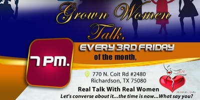 Grown Women Talk