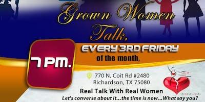 Grown Women Talk