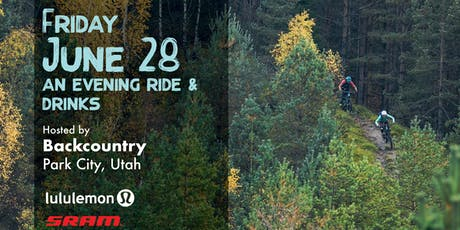 Juliana Ride Out with Backcountry tickets