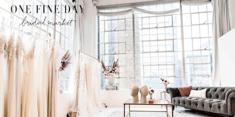 One Fine Day Bridal Market NYC | October 2019 tickets