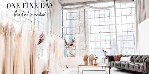 One Fine Day Bridal Market NYC | October 2019