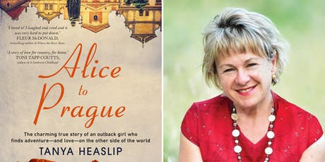 Author Talk: Tanya Heaslip tickets