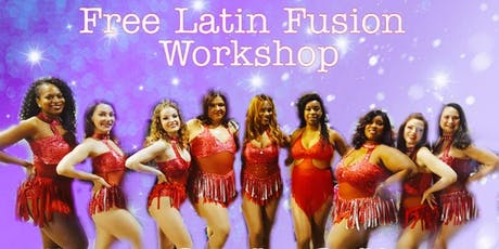 ACDC LADIES Latin Fusion Workshop tickets
