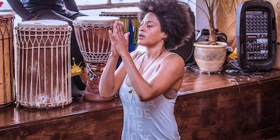 Kemetic Yoga Pop-Up @ Studio 54oo