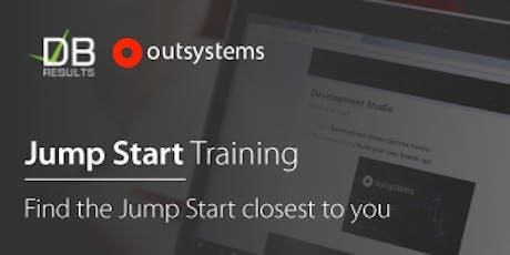OutSystems Jumpstart Training tickets